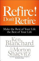 Pdf Refire! Don't Retire