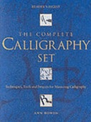Complete Calligraphy Set Book