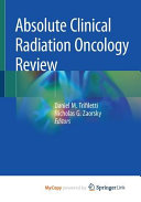 Absolute Clinical Radiation Oncology Review Book
