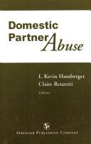 Domestic Partner Abuse