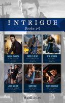 Intrigue Box Set 1-6/48 Hour Lockdown/Covert Complication/Left to Die/Target on Her Back/What She Did/Hostile Pursuit
