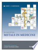 Metals in Medicine Book