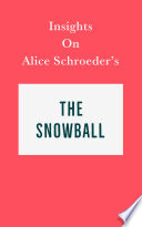 Insights on Alice Schroeder   s The Snowball Book PDF