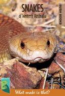 Snakes of Western Australia [Pdf/ePub] eBook