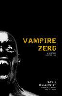 Vampire Zero Pdf/ePub eBook