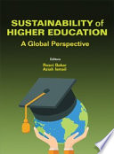 Sustainability of Higher Education: A Global Perspective (Penerbit USM)