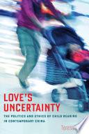 Love s Uncertainty