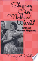 Shaping Our Mothers  World