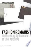 Fashion Remains