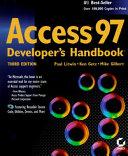Access 97 Developer's Handbook