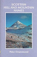 Scottish Hill and Mountain Names