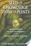 Seed of Knowledge  Stone of Plenty Book PDF