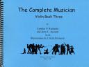 The Complete Musician, Violin Book Three