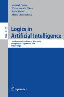 Logics in Artificial Intelligence