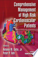 Comprehensive Management of High Risk Cardiovascular Patients Book