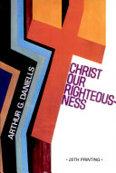 Pdf Christ Our Righteousness