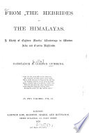 From the Hebrides to the Himalayas0 Pdf/ePub eBook