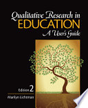 Cover of Qualitative Research in Education