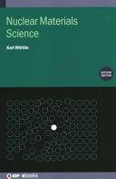 Nuclear Materials Science Second Editi