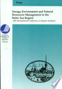 Energy  Environment and Natural Resources Management in the Baltic Sea Region