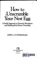 How to unscramble your nest egg
