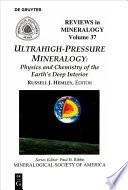 Ultrahigh Pressure Mineralogy