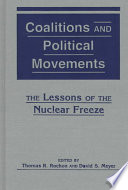 Coalitions Political Movements