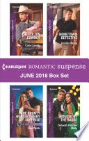 Harlequin Romantic Suspense June 2018 Box Set