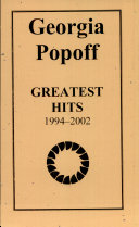 Pdf Georgia Popoff Greatest Hits