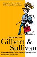 Complete Gilbert   Sullivan