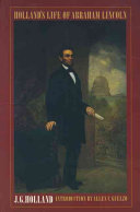 Holland's Life of Abraham Lincoln