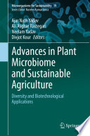 Advances in Plant Microbiome and Sustainable Agriculture Book