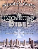 Learning Bible Gn  Matthew s Gospel