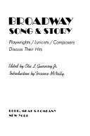 Broadway Song   Story