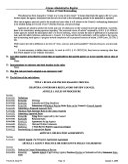 Arizona Administrative Register