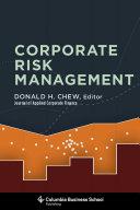 Corporate Risk Management