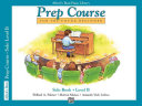 Alfred's Basic Piano Prep Course Solo Book