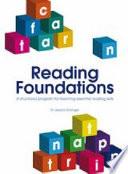 Reading Foundations