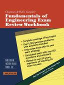 Chapman   Hall   s Complete Fundamentals of Engineering Exam Review Workbook