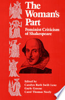 The Woman's Part, Feminist Criticism of Shakespeare by Carolyn Ruth Swift Lenz,Gayle Greene,Carol Thomas Neely PDF