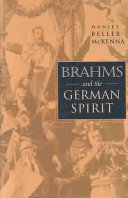 Brahms and the German Spirit
