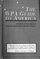The WPA Guide to America