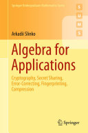 Algebra for Applications