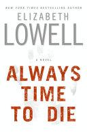 Always Time to Die Pdf/ePub eBook
