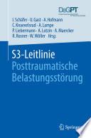 S3-Leitlinie Posttraumatische Belastungsstörung