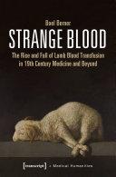 Strange Blood Pdf/ePub eBook
