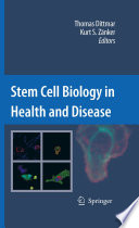 Stem Cell Biology In Health And Disease Book PDF