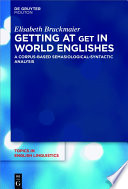 Getting at GET in World Englishes