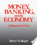 Money  Banking  and the Economy
