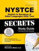 NYSTCE English to speakers of other languages (022) test : secrets : study guide : NYSTCE exam revie